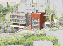 [울진]북울진도서관'신축 계획에 따른 죽변면도서관 임시이전